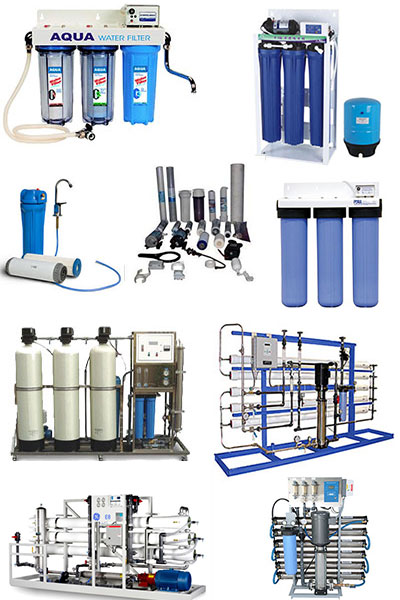 Water Filters & Treatments
